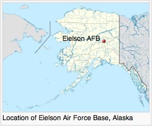 Eielson AFB, Alaska