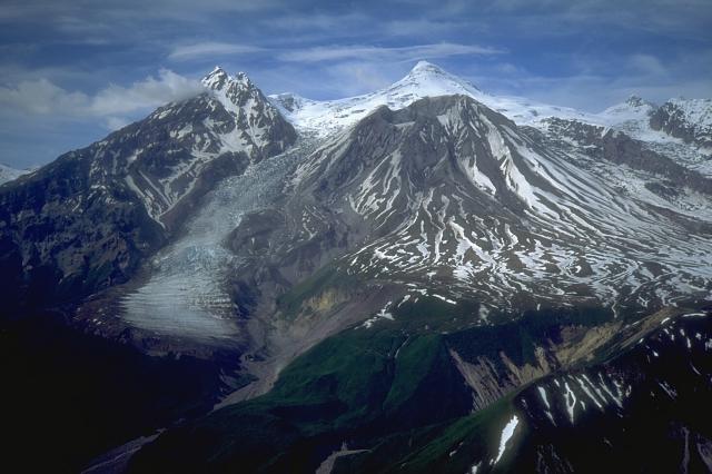 Sinister Mt. Spurr