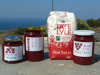 Tate&Lyle, Taste&Smile: Plum jam all year long.