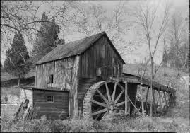 Southern watermill of another era.