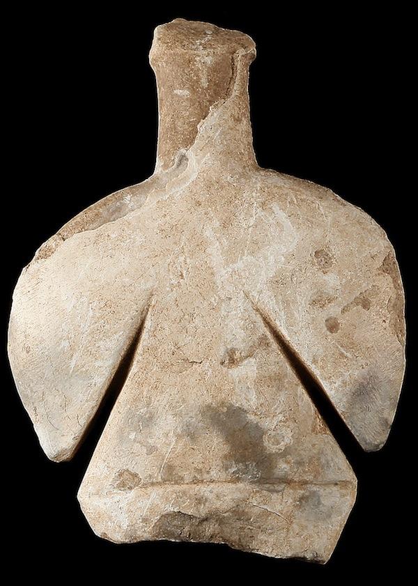 Cycladic Idol.