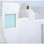 Santorini Wallpaper IX