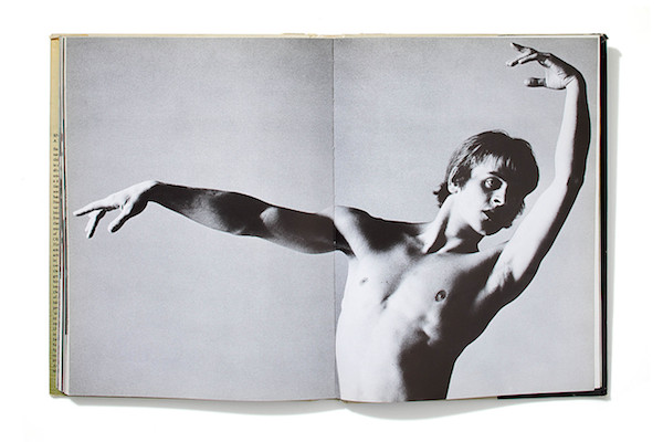 Snowdon's Baryshnikov (1977): an athlete of God.