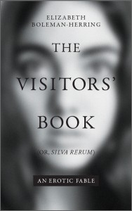 The Visitors Book cover