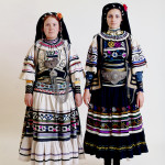 Thracians in traditional dress.