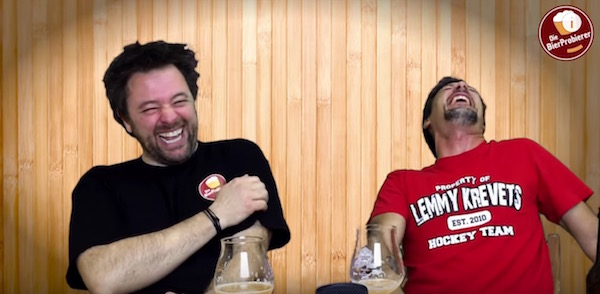 A barrel of laughs.