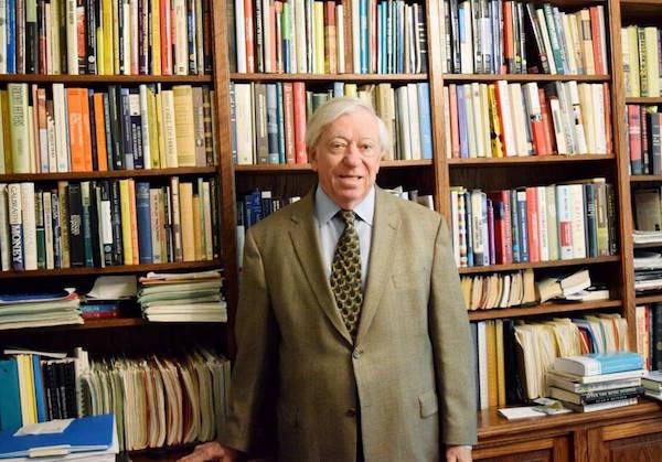 Robert J. Gordon, Stanley G. Harris Professor of the Social Sciences at Northwestern University.