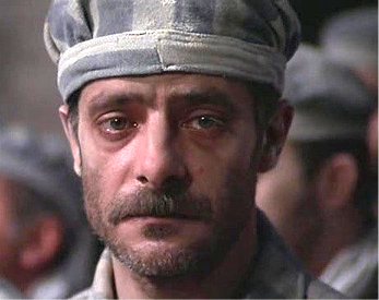"Giancarlo Giannini in Lina Wertmüller's ""Seven Beauties."""