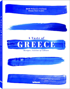 A Taste of Greece: Recipes, Cuisine & Culture Hardcover – July 15, 2016 by Princess Tatiana and Diana Farr Louis (Author)