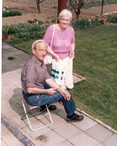 Otto and Ilse Barmwater.