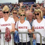 Trump supporters: leavened by a sense of wronged entitlement.