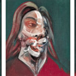 """""""Three Studies of Isabel Rawsthorne,"""" by Francis Bacon (1966)"""