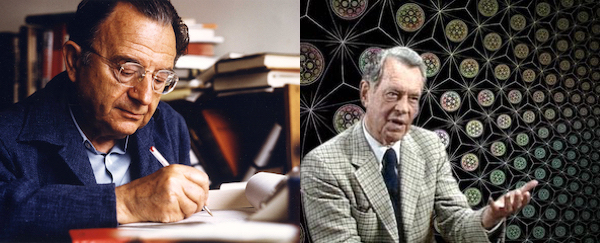 Erich Fromm and Joseph Campbell