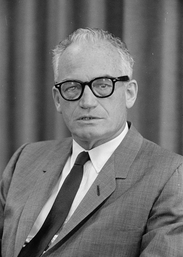 Senator Barry Goldwater.