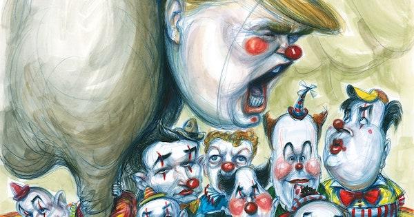 America's current clown car.