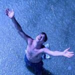 "Tim Robbins as Andy Dufresne, in ""Shawshank Redemption."""