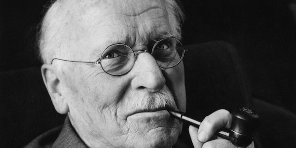 Carl Jung, the wounded healer of the soul.