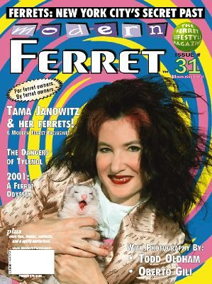 Modern Ferret Magazine.