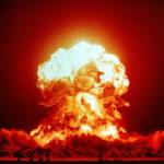 BADGER test detonation, April 18, 1953, Nevada Test Site