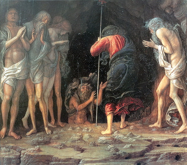 Christ's Descent into Limbo', Andrea Mantegna & studio, c. 1470.