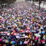 The Women's March, Portland OR (Photo: Will Coca).