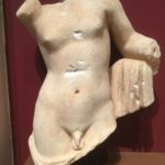 Hermaphrodite at the new Thebes Museum, just one of hundreds of eye-catching exhibits. (Photo: Christa Vayannos)