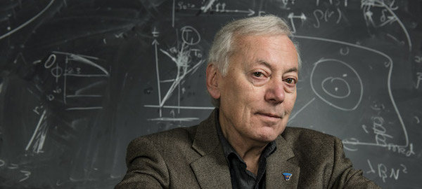 "Alexander Vilenkin: ""In quantum physics, events do not necessarily have a cause, just some probability."""