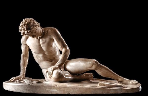 """""""The Dying Galatian."""""""
