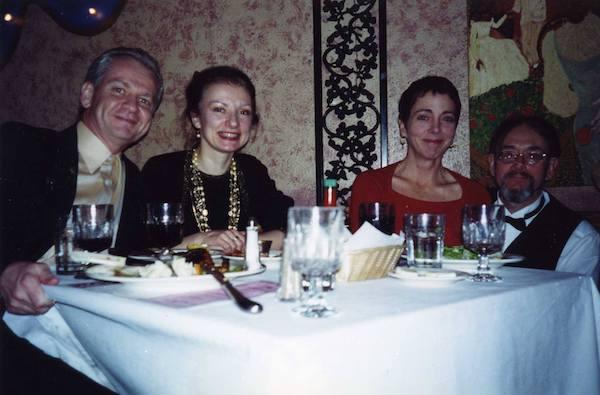 Konikoff, Deborah Grisorio, Dean Pratt, and Elizabeth NYC.