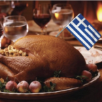 A Greek Thanksgiving Turkey.