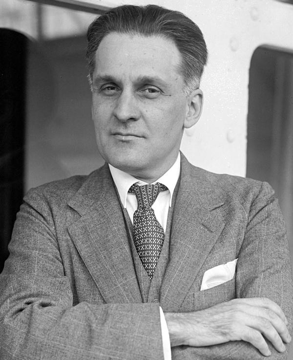Prince Antoine Bibesco.