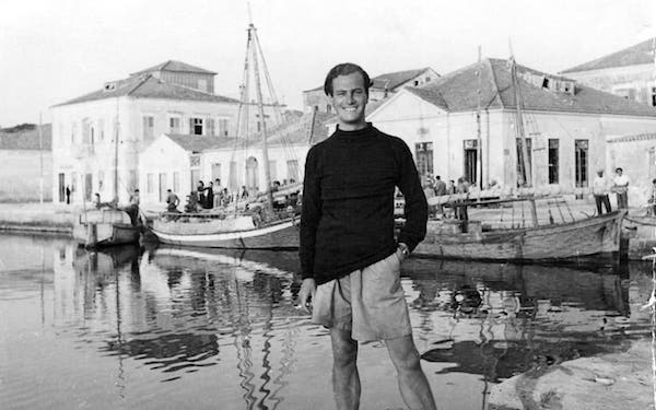 Leigh Fermor, on Ithaki, 1946.