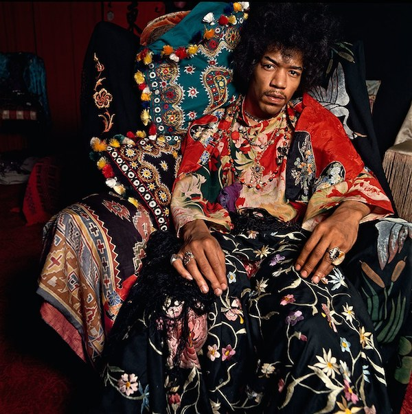 "Jimi Hendrix: ""When the power of love overcomes the love of power, the world will know peace."""
