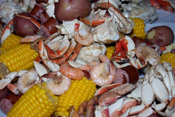 Frogmore Stew.