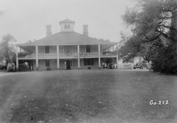 The Berckmans house, Fruitland Manor.