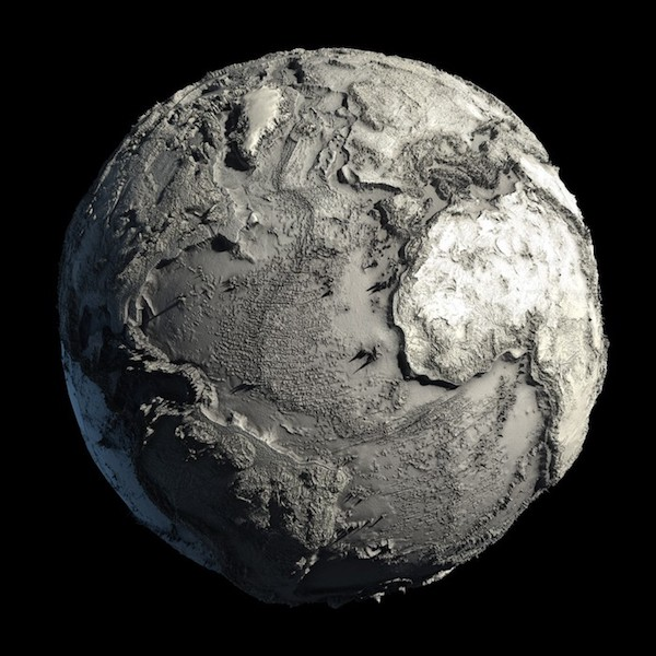 The late, great Planet Earth.