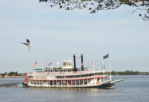 Riverboat queen.