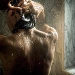 Shower in India. (Photo by Manjari Sharma.)