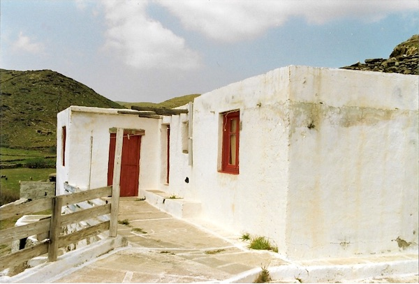The Cyclops House, Naoussa, 1993.