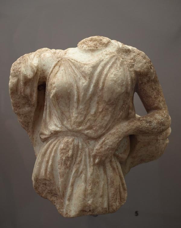 Delphi Museum.
